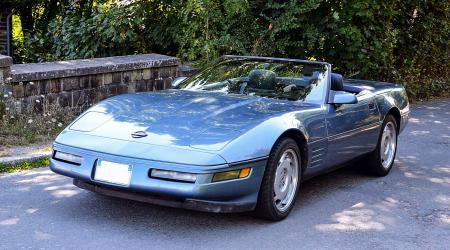Voiture de collection « Corvette C4 Cabriolet »