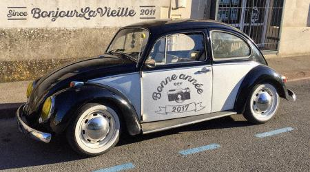 VW Cox du 1er de l'an 2017