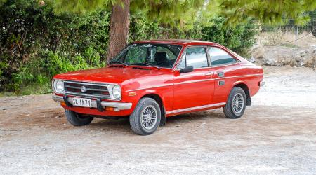 Voiture de collection « Datsun 1200 »
