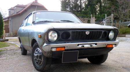 Voiture de collection « Datsun 120Y de 1976 »
