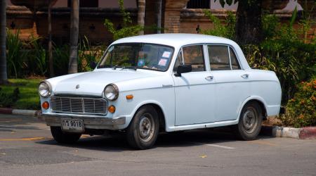 Datsun Bluebird, série 310