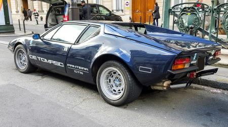 Voiture de collection « De Tomaso Pantera GTS »