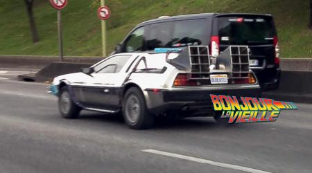 DeLorean DMC-12 BTTF
