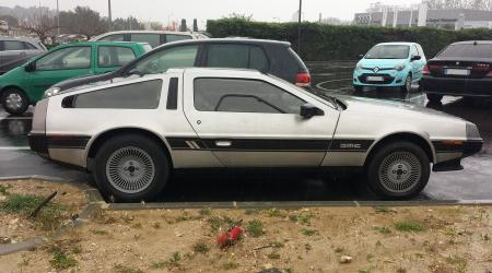 Voiture de collection « DeLorean DMC-12 »