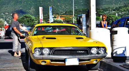Voiture de collection « Dodge Challenger »