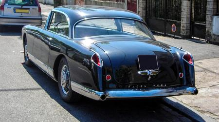 Voiture de collection « Facel Vega FV3 1957 »