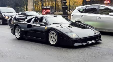 Voiture de collection « Ferrari F40 »