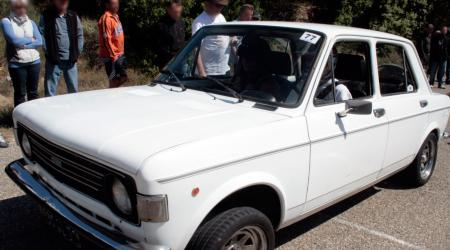 Voiture de collection « Fiat 128 1,1L cl »