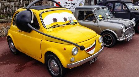 Fiat 500 Luigi « Cars »