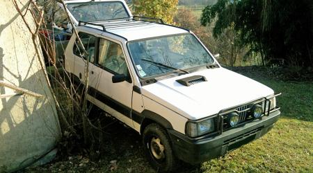 Voiture de collection « Fiat Panda 4x4 »