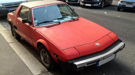 Voiture de collection « Fiat Bertone X1/9 »