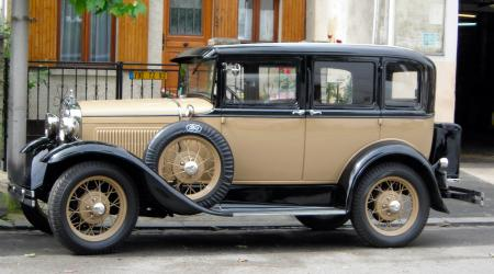 Voiture de collection « Ford A 1931 »