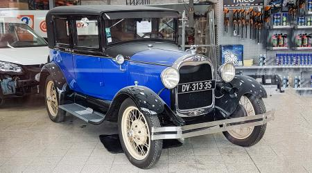 Voiture de collection « Ford A »