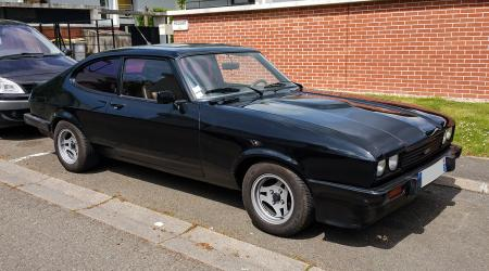 Voiture de collection « Ford Capri »