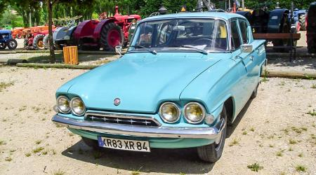 Voiture de collection « Ford Consul 315 »