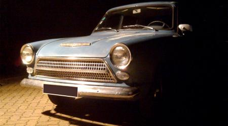Voiture de collection « Ford Cortina MK1 1964 »