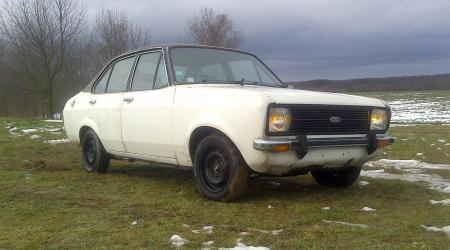 Voiture de collection « Ford Escort MK2 »