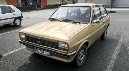 Voiture de collection « Ford Fiesta L »