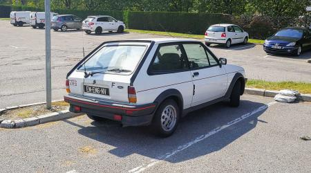 Voiture de collection « Ford Fiesta XR2 »