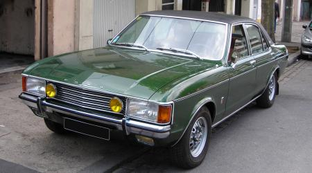 Voiture de collection « Ford Granada »