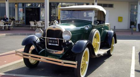 Voiture de collection « Ford A 1929 »