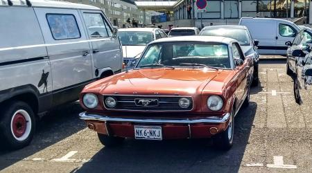 Voiture de collection « Ford Mustang »