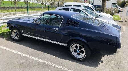 Voiture de collection « Ford Mustang Fastback 1968 »