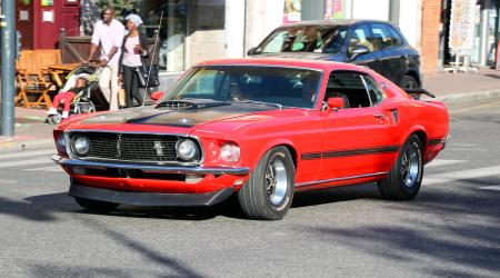 Voiture de collection « Ford Mustang Mach1 »