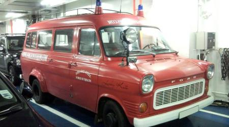 Voiture de collection « Ford Transit »