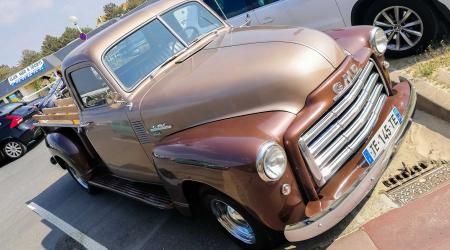 Voiture de collection « GMC 100 »
