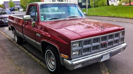 Voiture de collection « GMC Sierra Classic »