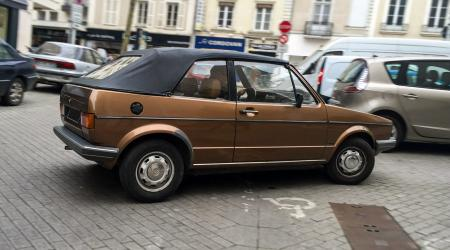 Voiture de collection « Golf Cabriolet »