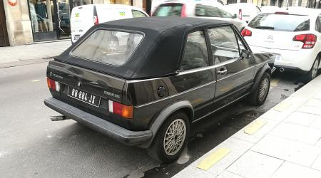 Volkswagen Golf GL Cabriolet