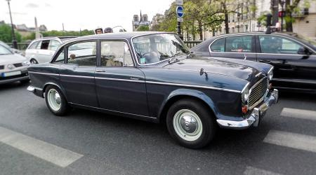Voiture de collection « Humber Hawk Series IV »