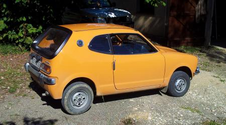 Voiture de collection « Honda Z600 »