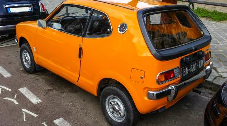 Voiture de collection « Honda Z »