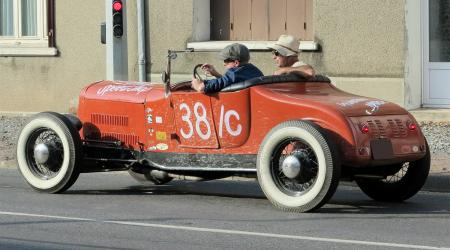 Voiture de collection « Hot Rod Ford 27 »