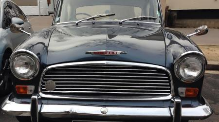 Voiture de collection « Humber Hawk »