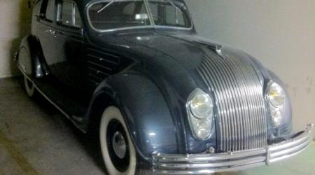 Voiture de collection « Chrysler Airflow »