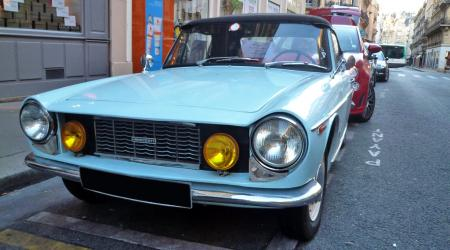 Voiture de collection « Innocenti S »