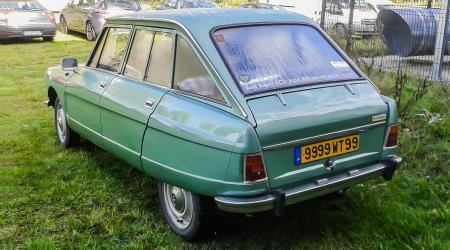 Voiture de collection « Citroën Ami Super »