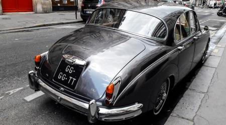 Voiture de collection « Jaguar 3,8L MK2 »