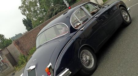 Voiture de collection « Jaguar MK 2 3,8l »