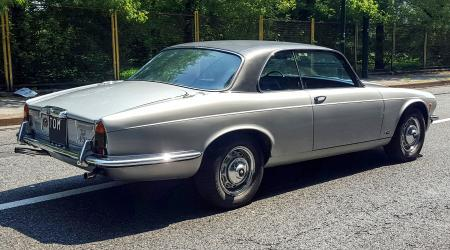 Voiture de collection « Jaguar XJ 4,2l C »