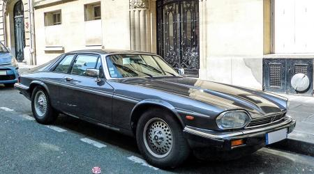 Voiture de collection « Jaguar XJS 3,6l »