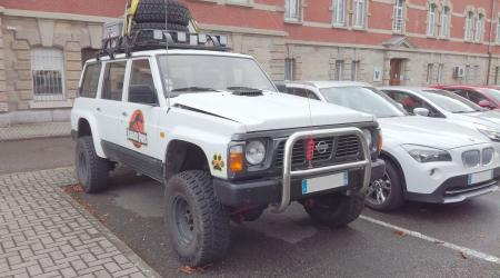 Voiture de collection « Nissan Patrol »