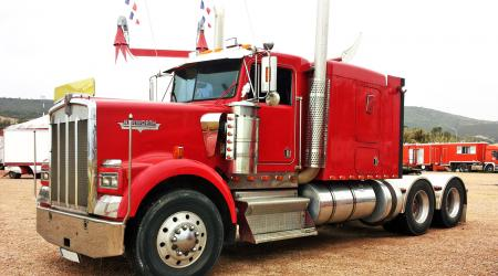 Voiture de collection « Kenworth »