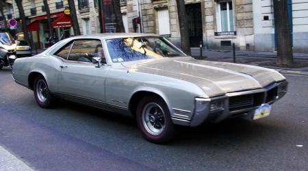 Voiture de collection « Buick Riviera 1969 »