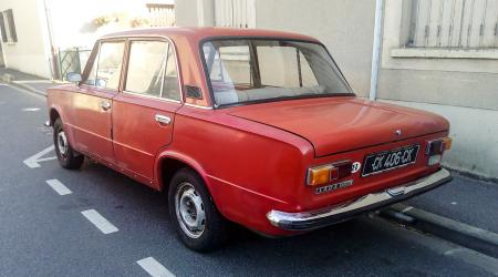 Voiture de collection « Lada 2101 1200s »
