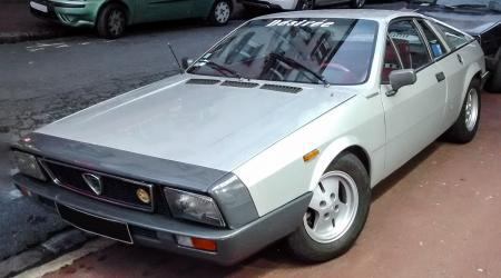 Voiture de collection « Lancia Beta (β) Montecarlo »